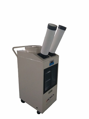 ... Conditioner/16,000 Btu Portable Air Conditioner. Acmeca ACM 4500 2  (resized) Portable Air Con Rental Installation