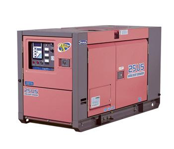 product generator 25kVA DCA-25USI2