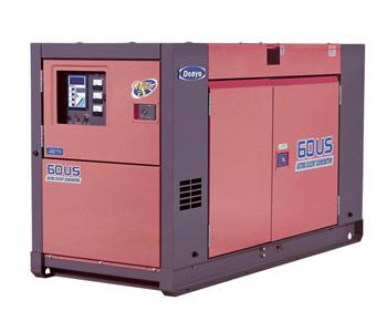 product generator 60kVA DCA-60USH2